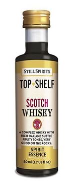 Picture of Top Shelf Schotch Whiskey
