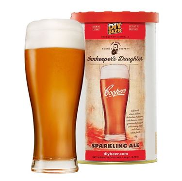 Picture of Thomas Coopers Innkeeper's Daughter Sparkling Ale