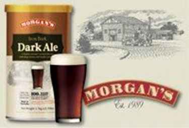 Picture of Morgans Ironbark Dark Ale