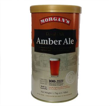 Picture of Morgans Premium  Royal Oak Amber Ale