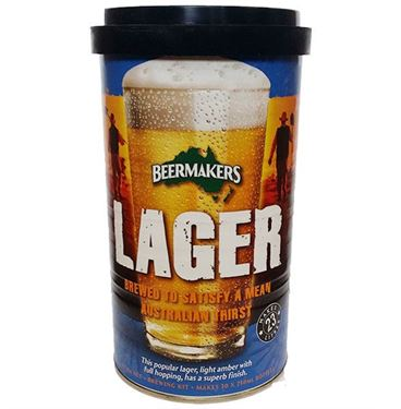 Picture of BeerMakers Lager Kit