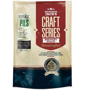 Picture of Mangrove Jacks Craft Pilsner 2.2 kg