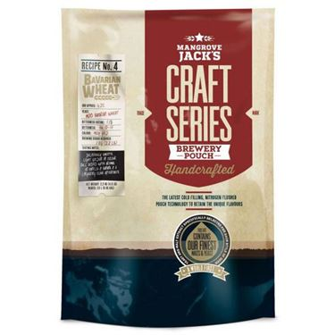 Picture of Mangrove Jacks Craft Bavarian Wheat Pouch  2.2kg