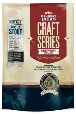 Picture of Mangrove Jacks Craft Roasted Stout