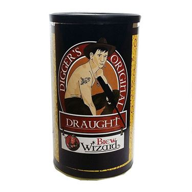 Picture of Brew Wizard Digger's Original Draught 1.7kg