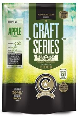 Picture of Mangrove Jacks Apple Cider pouch 2.4kg