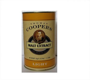 Picture of Coopers Light 1.5kg Can