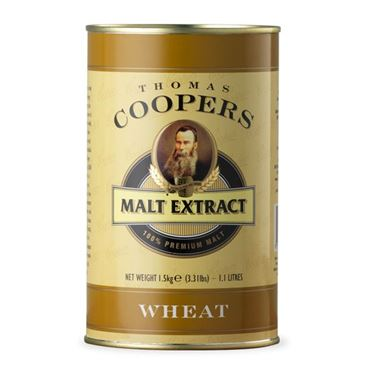 Picture of Coopers  Wheat 1.5kg Can