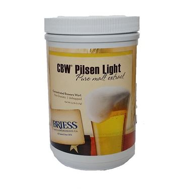Picture of Briess CBW Pilsner 1.5kg Can