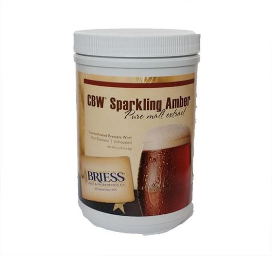 Picture of Briess CBW Sparkling Amber 1.5kg Can
