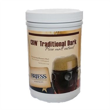 Picture of Briess CBW Traditional Dark 1.5kg Can