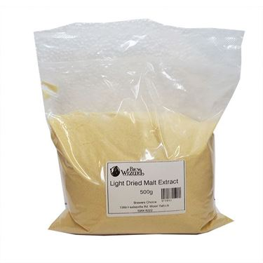 Picture of Light Dried Malt Extract 500g