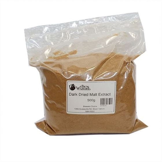 Picture of Dark Dried Malt Extract 500g