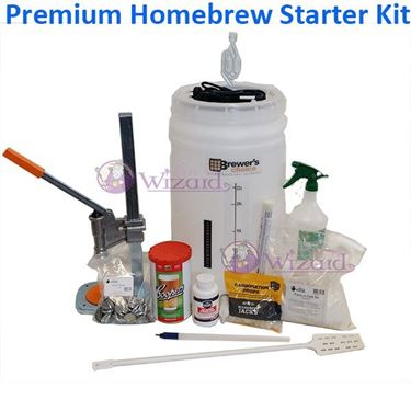Picture of New Premium Starter Kit for homebrew