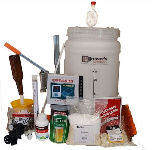 Picture of Father's Day Starter Kit for homebrew