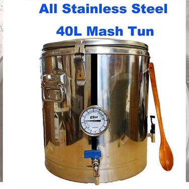 Picture of Stainless Steel 40L mesh Tun