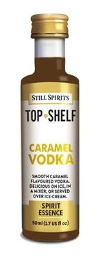 Picture of Still Spirits Top Shelf Caramel Vodka