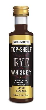 Picture of Still Spirits Top Shelf Rye Whiskey