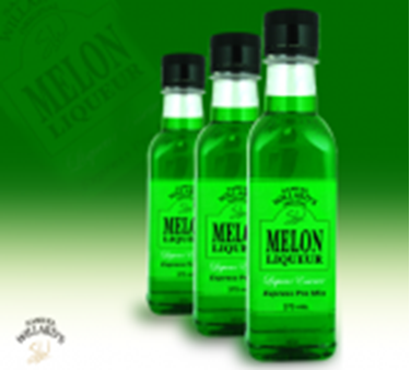 Picture of Samuel Willards Premix MELON LIQUER