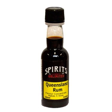 Picture of Spirits Unlimited Queensland Rum