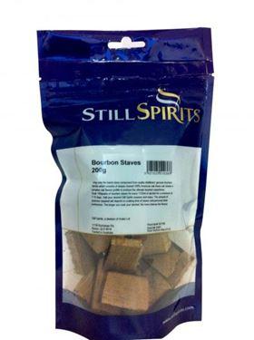 Picture of Still Spirits Bourbon Staves 200g