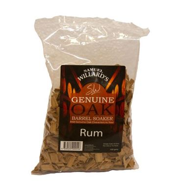 Picture of Samuel Willards Rum Soaker 100g