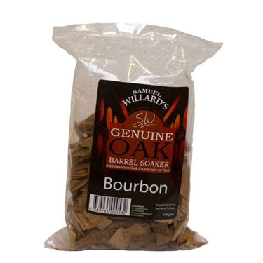 Picture of Samuel Willards Bourbon Soaker 100g