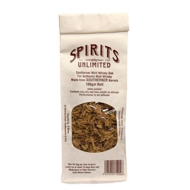 Picture of Spirits Unlimited Southerner Malt Whiskey Chips