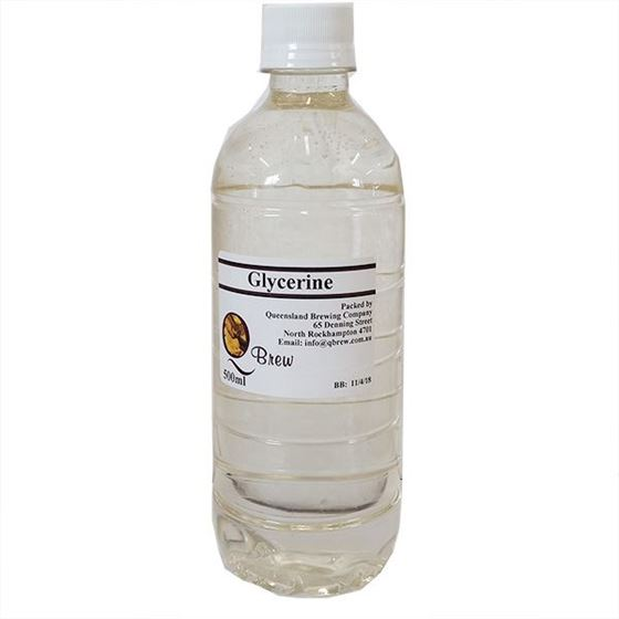 Picture of Qbrew Glycerine 650ml