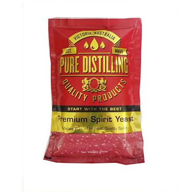 Picture of Pure Distilling Premium Yeast