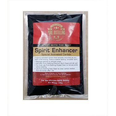 Picture of Pure Distilling Spirits Enhancer Liquid Carbon