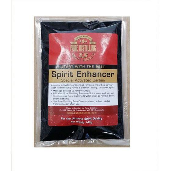 Picture of Pure Distilling Spirits Enhancer Liquid Carbon