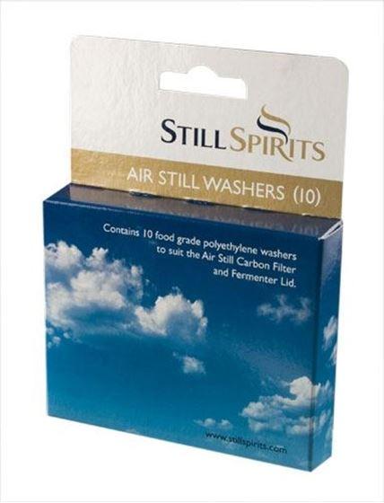 Picture of Still Spirits Air Still Filter Washers. 10