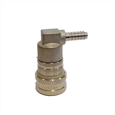 Picture of Stainless Steel Keg Disconnector - Gas