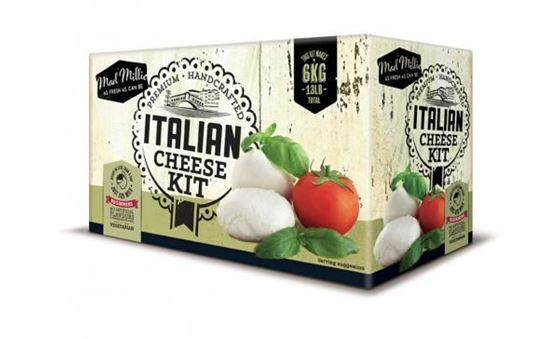 Picture of  Mad Millie Italian Cheeses Kit
