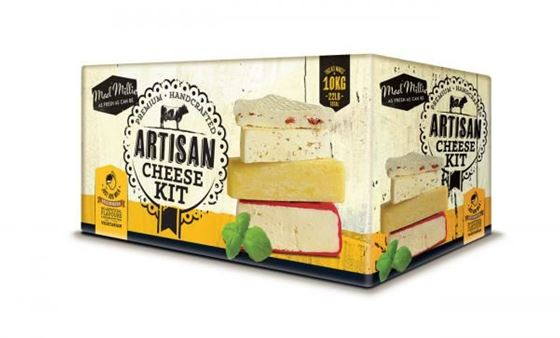 Picture of Mad Millie Artisan Cheese Kit