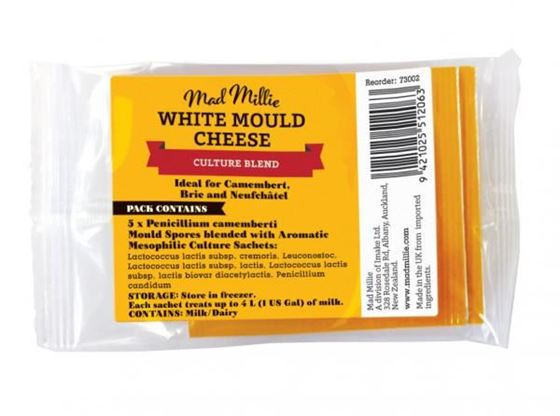 Picture of Mad Millie White Mould Culture Blend Sachets x 5