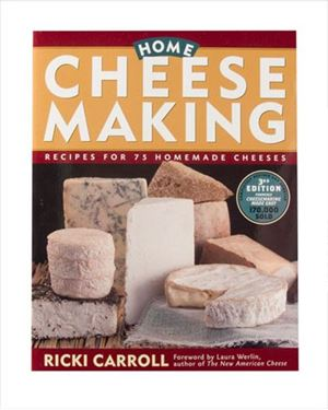 Picture of Book: Home Cheese Making by Carroll