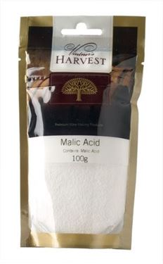 Picture of  Vintner's Harvest Malic Acid 100g
