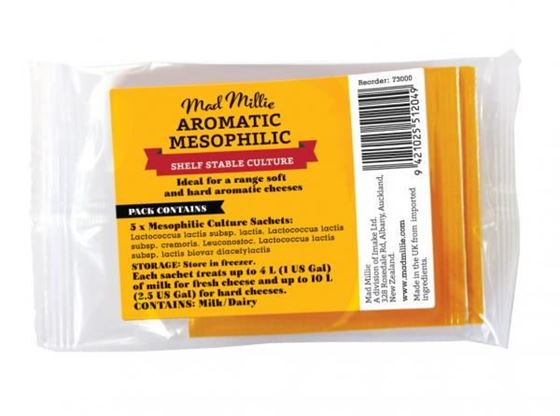Picture of Mad Millie Aromatic Mesophilic Culture Sachets x 5