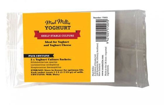 Picture of Mad Millie Yoghurt Culture Sachets x 5