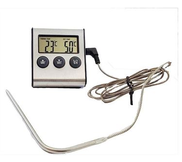 Picture of Digital Thermometer with High Alarm