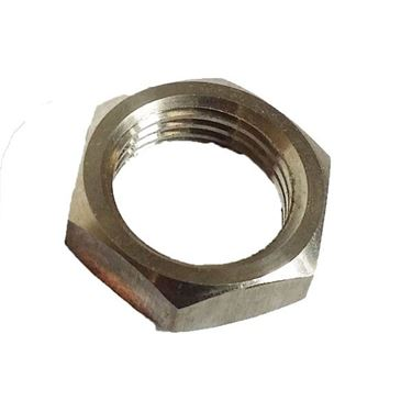 "Picture of 1/2"" Stainless steel screw nut 5mm thickness"