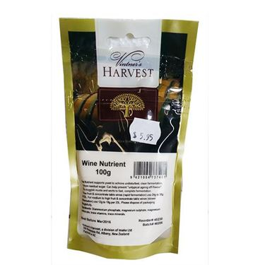 Picture of Vintner's Harvest Wine Nutrient 100g