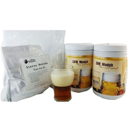 Picture of Sierra Neveda Style Pale Ale Recipe Kit
