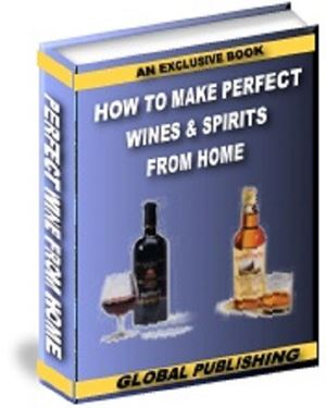 Picture of Electronic Version Wine Making Book