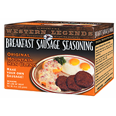 Picture of Breakfast Sausage Seasoning Kit