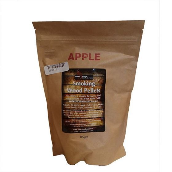 Picture of Smoking Wood Pellets 500g - Apple