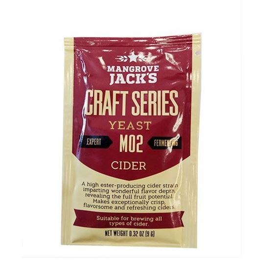 Picture of Mangrove Jacks M02 Cider Yeast