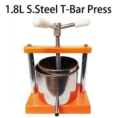Picture of 1.8L Wine-Cheese-Cider Press